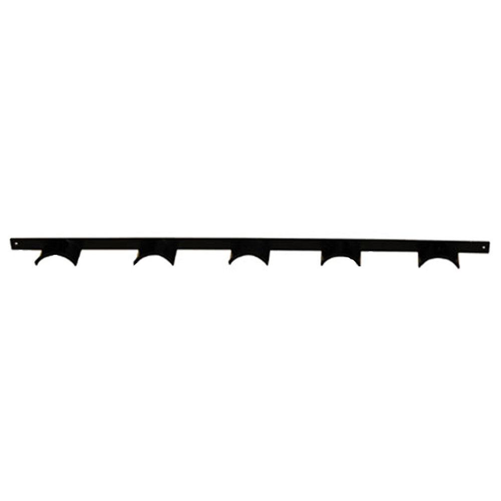 Wall Mounted 5 Hook Bridle Rack