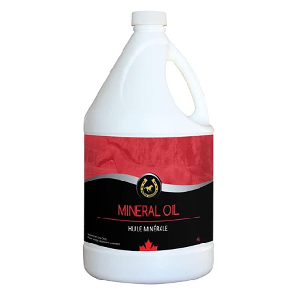 Golden Horseshoe Mineral Oil - 4 L