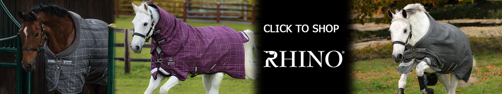 Click to Shop All Rhino