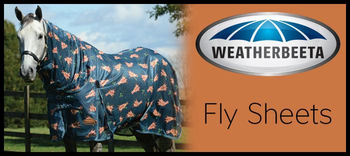 Shop Weatherbeeta Fly Sheets
