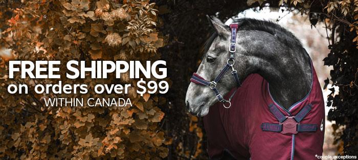 Free Shipping within Canada- $99 Minimum