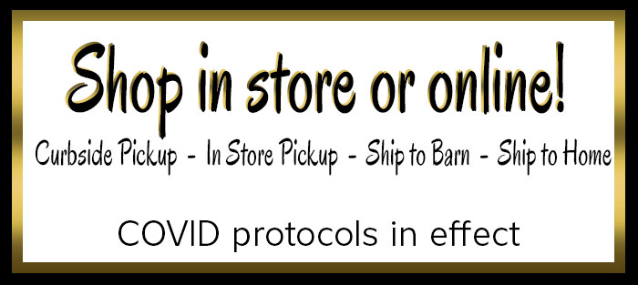 Shop in store and online!