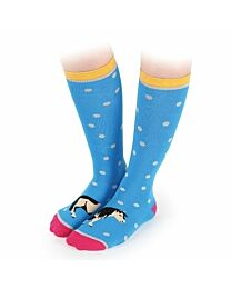 """Shires Equestrian """"Shetland Toes"""" Every Day Socks"""