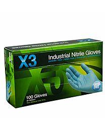 Ammex Nitrile Gloves - Box
