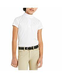 Ariat Aptos Short Sleeve Youth Show Shirt