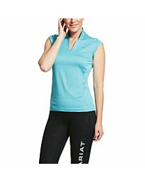 Ariat Cambria Ladies' Baselayer Cap Sleeve Polo