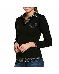 Ariat Lucky Ramiro Ladies V-Neck Sweater