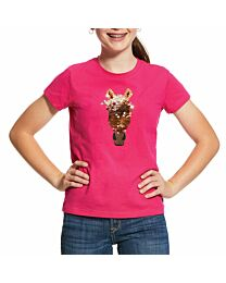 Ariat Sequin Trigger Youith Tee