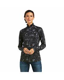 Ariat Sunstopper 2.0 Ladies Printed Long Sleeved Shirt