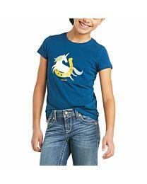 Ariat Unicorn Moon Youth Tee Shirt