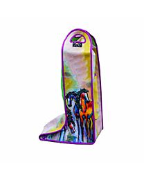 """Art of Riding """"Friends in Colour"""" Boot Bag"""
