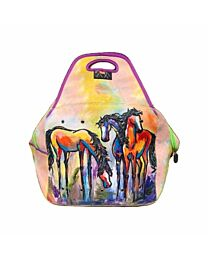 "Art of Riding ""Friends in Colour"" Helmet Bag"