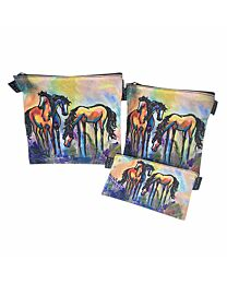 """Art of Riding """"Friends in Colour"""" Trio Bags"""