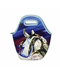"""Art of Riding """"Rear View"""" Tote/Lunch Bag"""