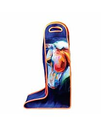 "Art of Riding ""Twin Horses"" Boot Bag"