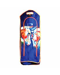 """Art of Riding """"Twin Horses"""" Bridle Bag"""