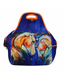"Art of Riding ""Twin Horses"" Helmet Bag"