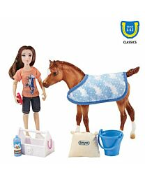 Breyer Bath Time Fun Set
