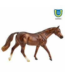 Breyer Coppery Chestnut Thoroughbred