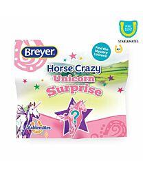 Breyer Mystery Unicorn Stablemates Surprise