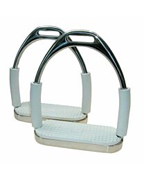 Jointed Flex Stirrup Irons
