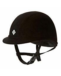 Charles Owen jR8 Round Fit Helmet with Liner
