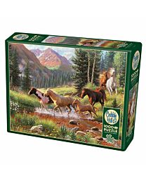 """Cobble Hill """"Mountain Thunder"""" Puzzle"""