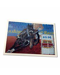 """Costa Classics """"Barrel Racer"""" Cards"""