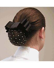 CanPro Diamond Satin Hair Bow