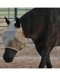 Crusader Econo Standard Fly Mask without Ears