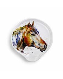 "Dean Crouser ""Good Lookin' Horse"" Spoon Rest"