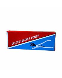 Deluxe Revolving Leather Punch