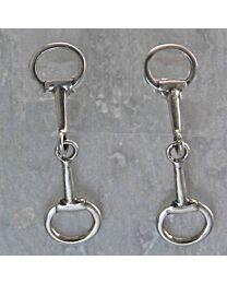Earring - Snaffle Bit