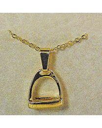 Necklace - English Stirrup