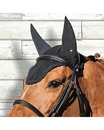 Equiline Soundless Ear Net Fly Veil
