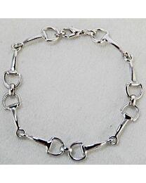 Bracelet - Mini Snaffle Bits