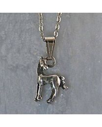 Necklace - Horse Looking Over Shoulder