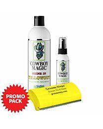 Groom Ninja/Cowboy Magic Promo Pack
