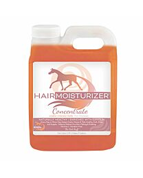 Healthy HairCare Horse Conditioner Concentrate Moisturizer for Coat, Mane & Tail - 128 oz