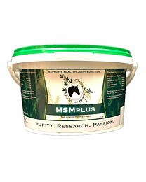 Herbs for Horses MSM Plus