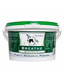 Herbs for Horses Breathe No Garlic