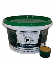 Herbs for Horses Selenium with Vitamin E
