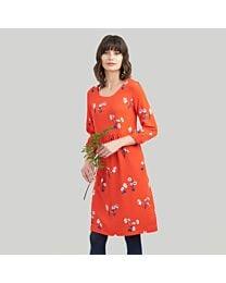 Joules Alison Red Floral Ladies' Dress