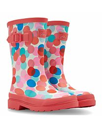 """Joules Jr. """"Fairy Ditsy"""" Girls' Wellies"""