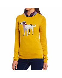 "Joules ""Terrier"" Miranda Ladies' Sweater"