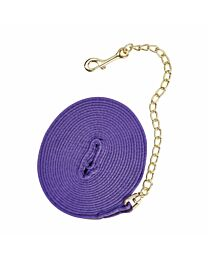 Kincade Padded Lunge Line with Chain