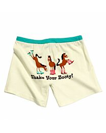 "Lazy One ""Shake Your Booty!"" Boxers"