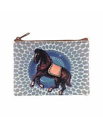 Liano Horse with Pad Coin Purse