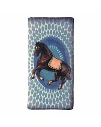 Liano Horse with Pad Large Wallet
