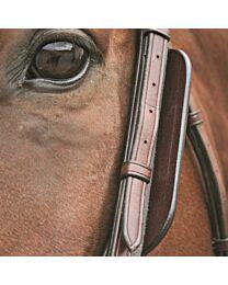 Nunn Finer Leather Blinkers